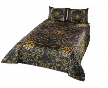 Çift Taraflı Yatak Örtüsü Otto Gece