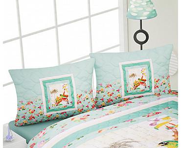 Armodi Çift Kişilik Yatak Örtüsü Turquoise Dream